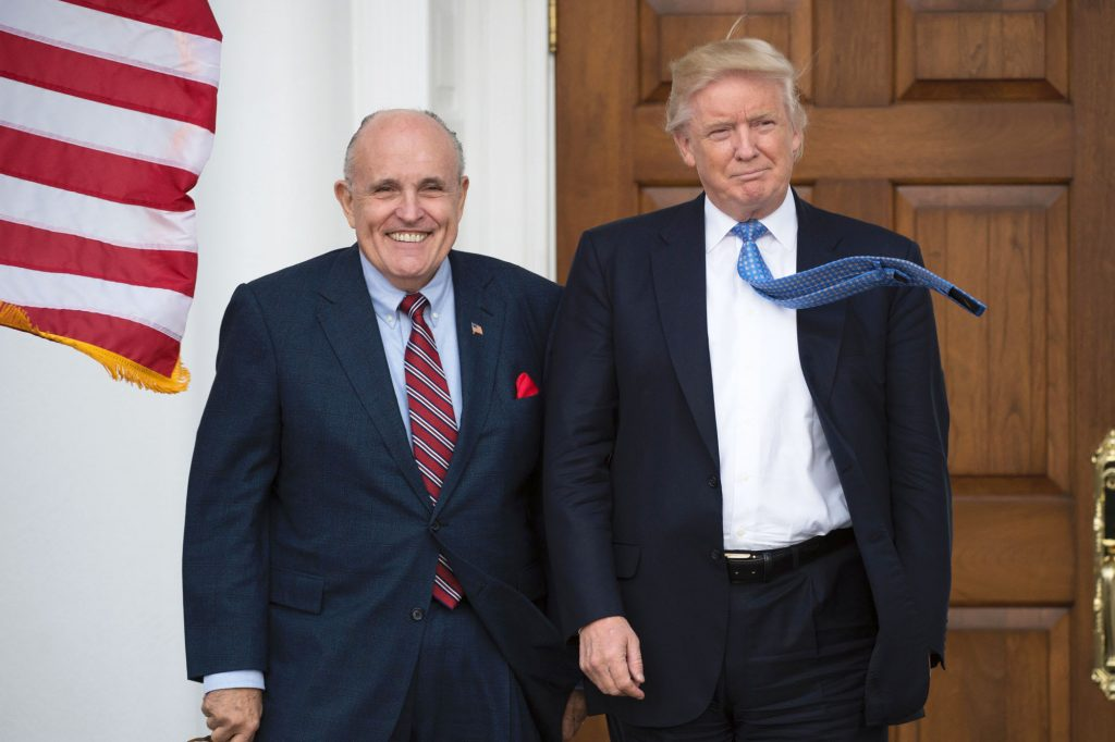 BREAKING: RUDY GIULIANI JUST COMPLETELY SCREWED TRUMP LIVE ON TELEVISION; MUELLER WILL BE THRILLED