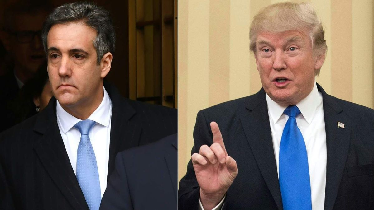 BREAKING: SOURCE REVEALS NEW OBSTRUCTION OF JUSTICE ALLEGATIONS FOR TRUMP AND COHEN; THIS IS HUGE