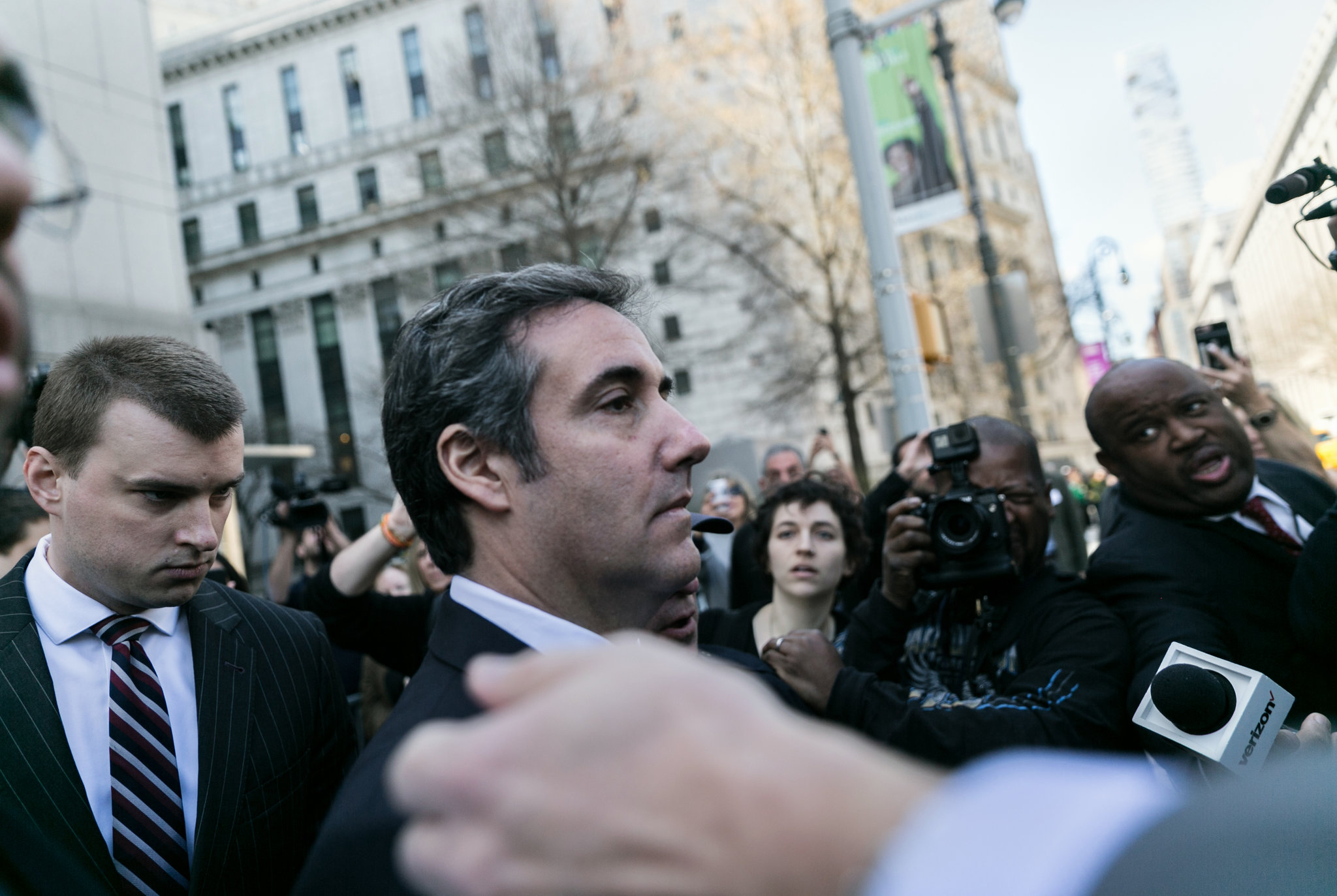 BREAKING: SOURCE REVEALS PROOF OF COHEN BRIBERY DURING TRUMP TOWER MEETING