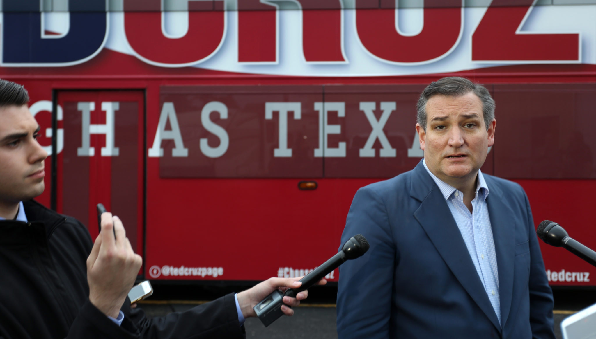 TED CRUZ NOW UNDER INVESTIGATION, GOP IN A PANIC