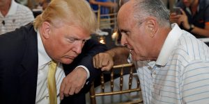 BREAKING: TRUMP JUST F*CKED OVER GIULIANI, ASKS FOR BETTER LAWYERS