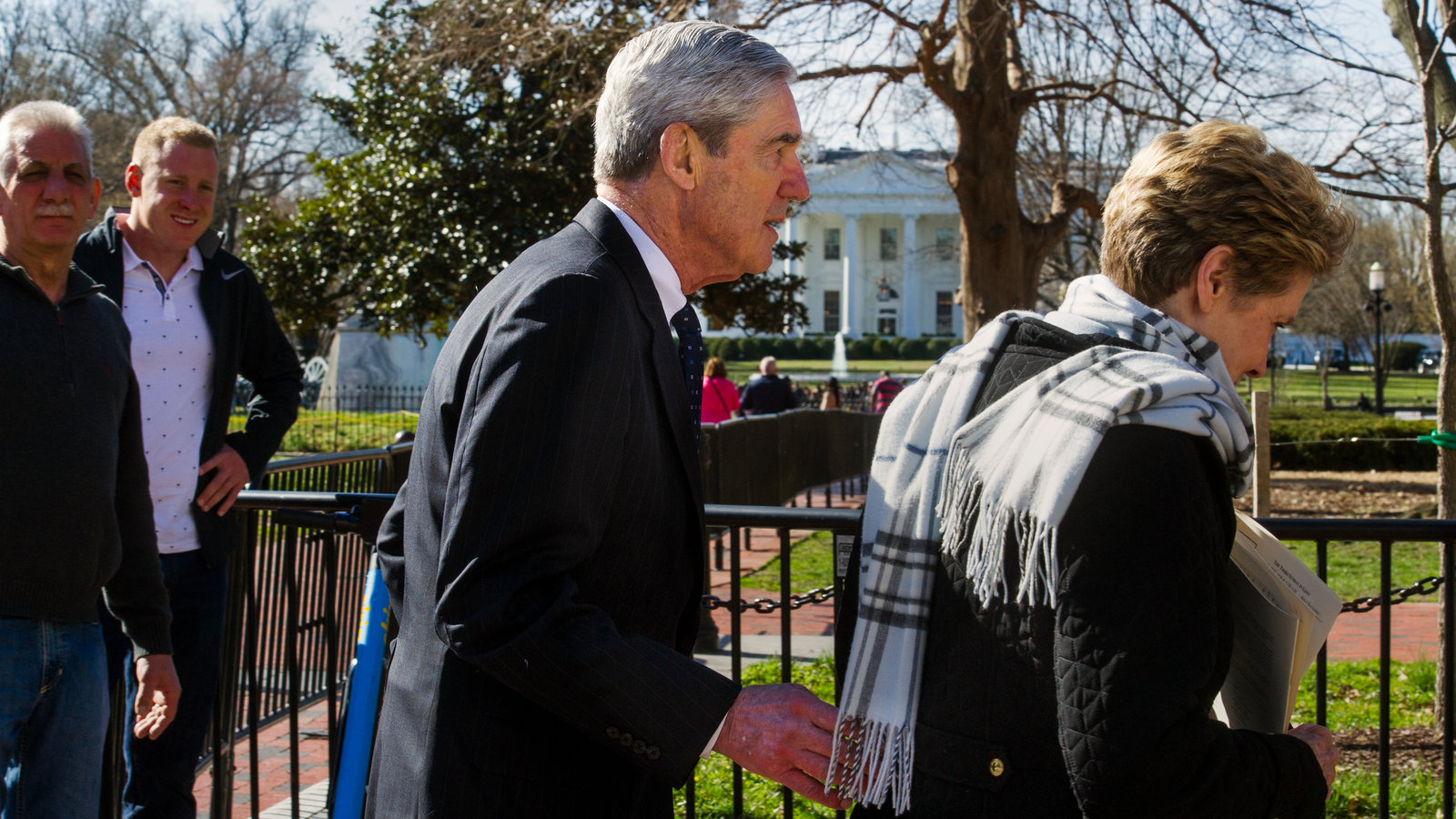 MUELLER CLOSES IN ON TRUMP, INTERVIEWS HIS MOST TRUSTED FRIEND